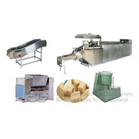 Wafer Biscuit Making Machine Line