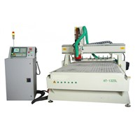 Vacuum Table syntec control system cnc engraving machine with atc