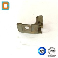 Steel casting parts used sand casting equipment