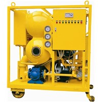 Transformer Oil Flushing Machine