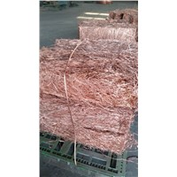 SGS CERTIFIED COPPER WIRE SCRAP (MILLBERRY 99.99%)