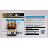 Collagen injection for Anti-wrinkle