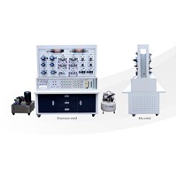 Educational Equipment / Automation / YL-381B PLC Control Hydraulic and Pneumatic (Double-sides)