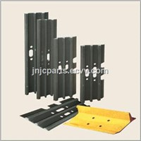 Track group track shoe assy, excavator chassis parts excavator undercarriage parts assembly