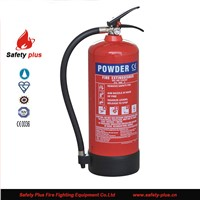 CE 6kg Powder Fire Extinguisher
