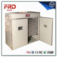 Industrial full automatic poultry egg incubator with solar power for chicken duck goose quail