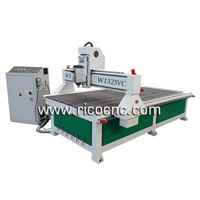 1325 4 x 8 Feet CNC Wood Cutting CNC Router Machine W1325VC