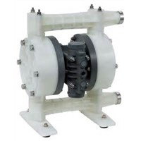 Yamada Air-Powered Double Diaphragm Pump
