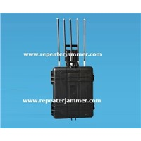 Man-Pack Mobile Signal Jammer Used in Army