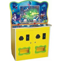 Arcade fishing game machine/ fishing video machine for one player two player