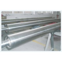Glass roll for float glass anneal kiln