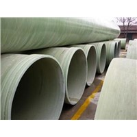 FRP  Sand-Filled Pipe
