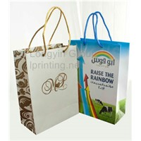 Shopping Bag Printing,Promotional Paper Bag Printing in China