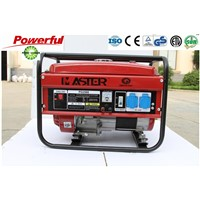 2KW 2.5KW,3KW Petrol Generator Set 100%Copper Wire/ 5.5HP 2000W Small Generators