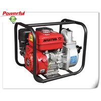 2 Inch Gasoline Engine Water Pump/Ohv4--Stroke Recoil and Hand-Operated Gasoline Water Pump