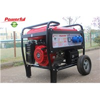 5KW 6KW 7KW Gasoline Generator / Air-Cooled  Hand-Operated, Electric Gasoline Engine Generator