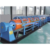 630 Tubular stranding machine for local system 7-core twisted strand, copper wire, copper