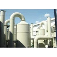 Chlorine Gas Drying Towers