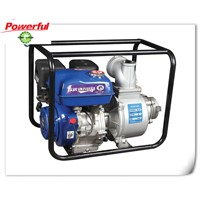 Gasoline Water Pump Wp20 for Agricultural Irrigation/Forced Air-Cooled  Gasoline Engine Water Pump