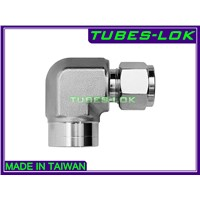 Reliable Taiwanese Tubes-lok SS Compression Tube Fitting