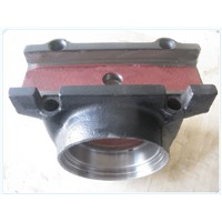 Steel casting for truck(Equalizing axle shell):