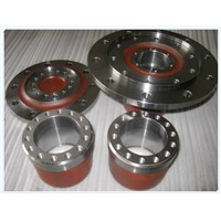 Precision cast Wheel hub for automobile