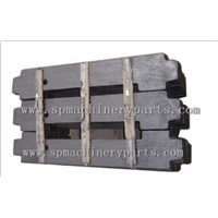 China manufacturer Supply High Quality Cast Iron Filler Weights