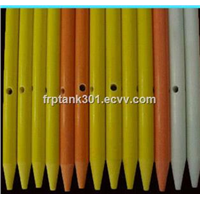 Hot sale fiberglass reinforced plastic FRP round solid rod/bar/OEM/ODM are available
