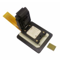 iPad iPhone4 iNAND LGA52/60 NAND flash memory chip test socket changing iphone serial number