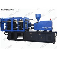 280Ton Automatic Plastic Injection Molding Machine with Ceramic Heaters