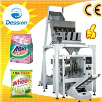 Automatic Filling Pouch Detergent Powder Packing Machine