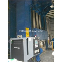 FRP moulding equipment