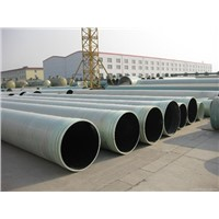 FRP sand inclusion pipe