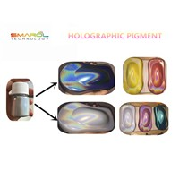 Holographic pigment Holographic powder for nail polish,Coating, Printing inks