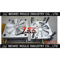 Plastic Injection Fan Blade And Cover Mould