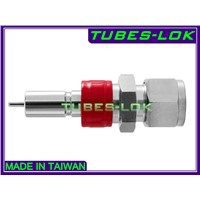 Tubes-Lok QC Series Quick Coupling