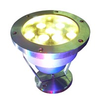 led fountain lamp (uwl145h-12p-b)
