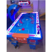 Dolphin air hockey game table machine/ Coin Operated Air Hockey Game Machine