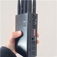 8 BANDS CDMA 2G 3G 4G WIMAX GPS L1 L2 LOJACK WIFI 2.4GHZ JAMMER