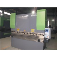 CNC twisted axis synchronous press brake