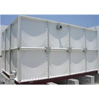 SMC FRP composite water tank
