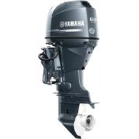 USED Yaha 60HP High Thrust T60 4-Stroke Outboard Motor