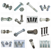 high strength bolts nuts series 8.8 10.9 12.9