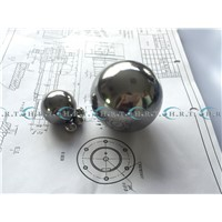 AISI52100 Chrome Steel Ball, SUJ2 Bearing Ball