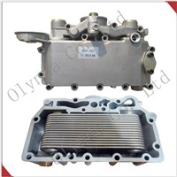 Deutz Diesel Engine Parts Oil Cooler Box (04291667)
