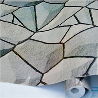 Marble pvc decorative self adhesive foil for bathroom