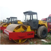 Used CA30D Dynapac road roller