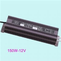 Sum 150W constant voltage waterproof LED Driver