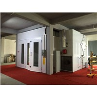 Paint Oven Auto Maintenance Car Paint Spray Booth