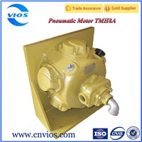 Pneumatic power source motor